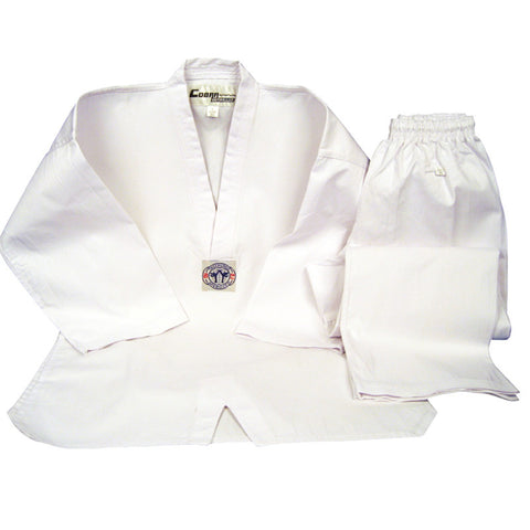 V-neck TKD Uniform
