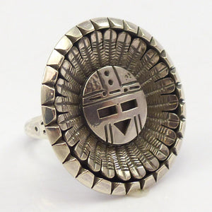 Sunface Ring