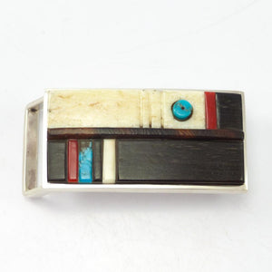 Cobbled Inlay Buckle