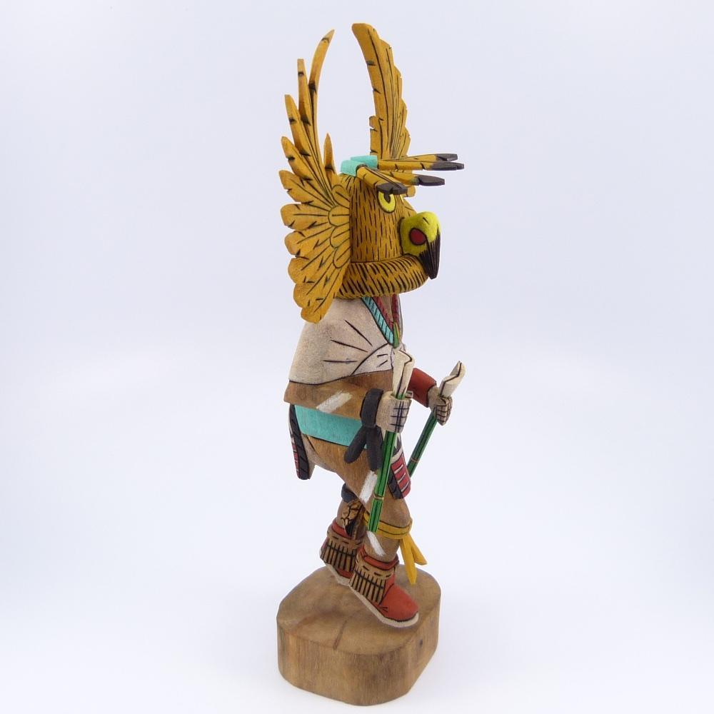 Great Horned Owl Kachina