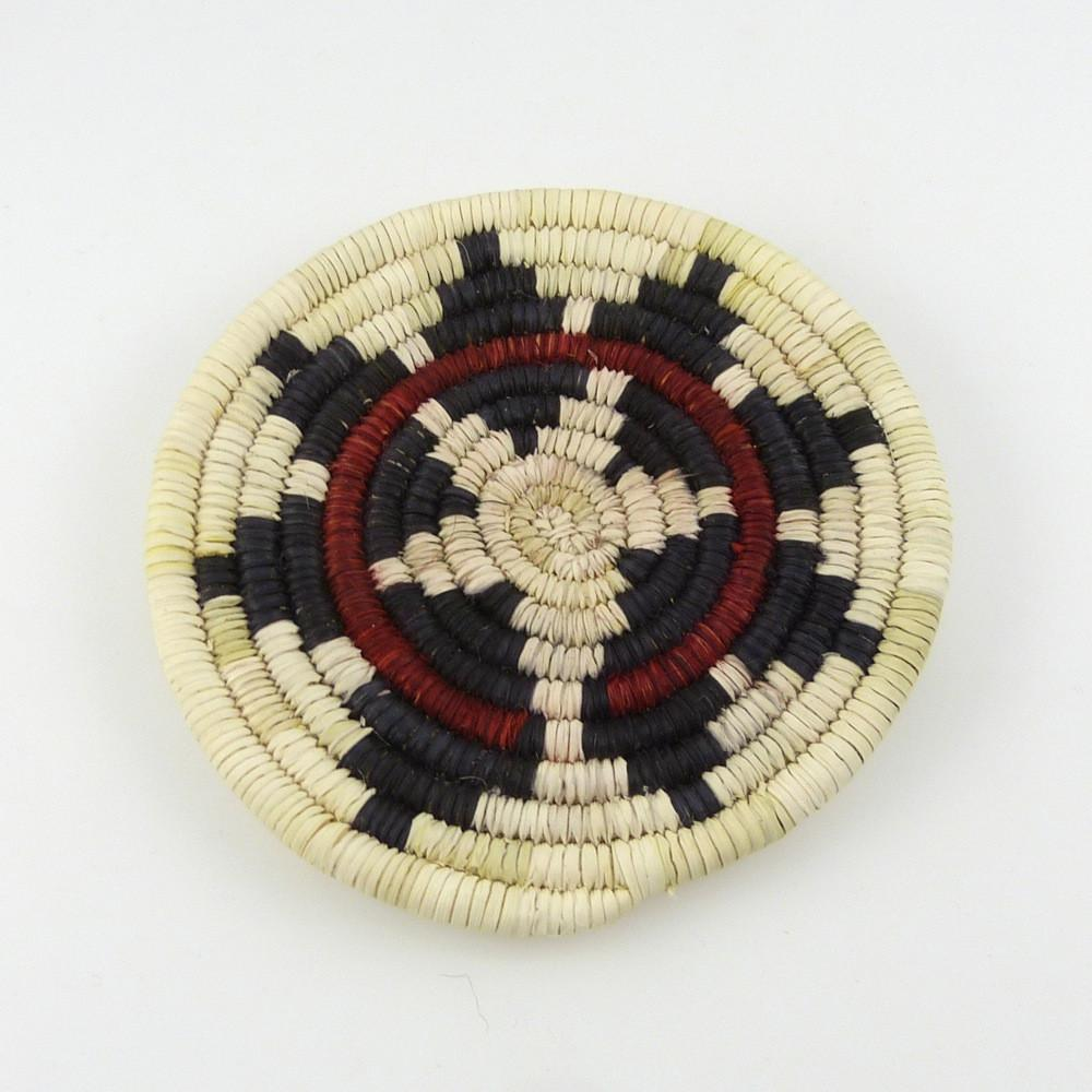 Miniature Hopi Wedding Plaque - Baskets - Petra Lamson