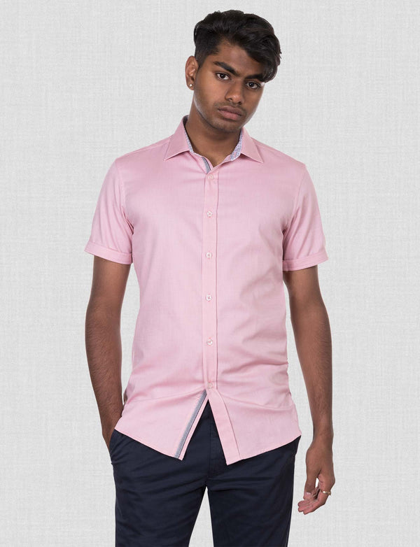 Rex Oxford Shirt (Short Sleeve)