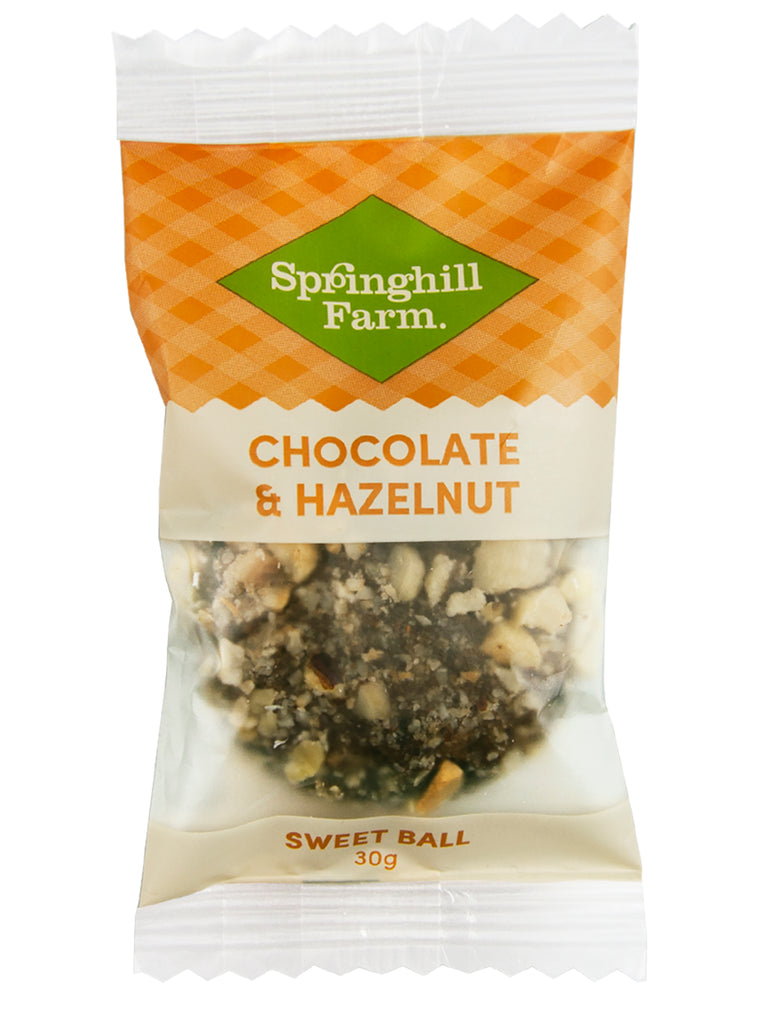 Chocolate & Hazelnut Sweet Balls 16 x 30g