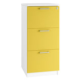Kaleidoscope KOMO 3 Drawer Filing Cabinet