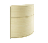 Sylvan Curved Reception Desk Corner Unit
