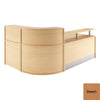 Sylvan KOMO Complete Reception Desk Unit