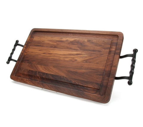 15 x 24 Rectangle Walnut Cutting Board