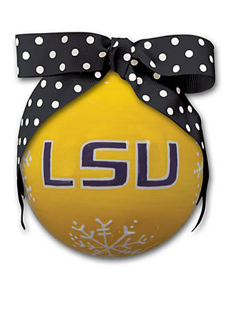Magnolia Lane LSU Ornament