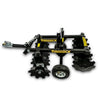 Small disc harrow for tractor