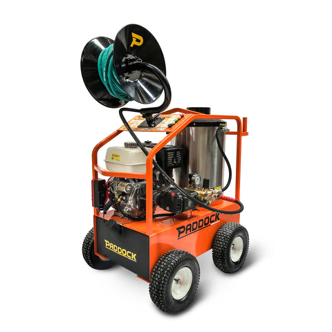 Hot Water Pressure Washer