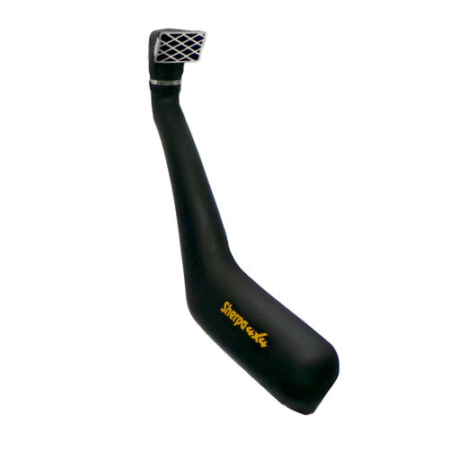 snorkel or raised air intake for MU-X D-MAX 4WD's and 4x4s