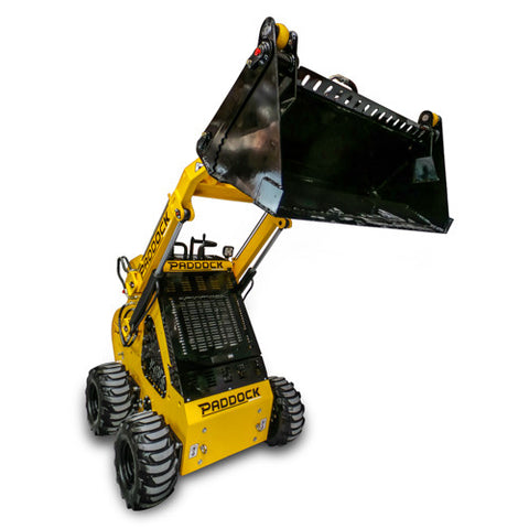Paddock Mini Loader Skid Steer