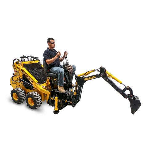 Paddock Backhoe Attachment