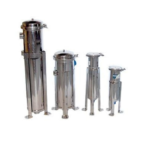 Bag Filter Housing (Stainless Steel)