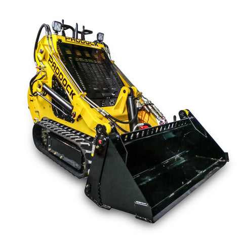 Paddock Tracked Mini Loader Skid Steer