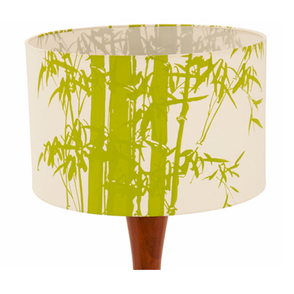 Drums in my garden lampshade Bamboo