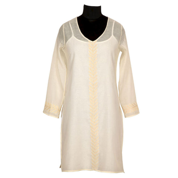 Gold coast tunic