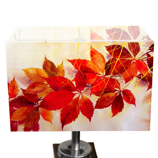 Leaf Designs Maple Lamp Shade