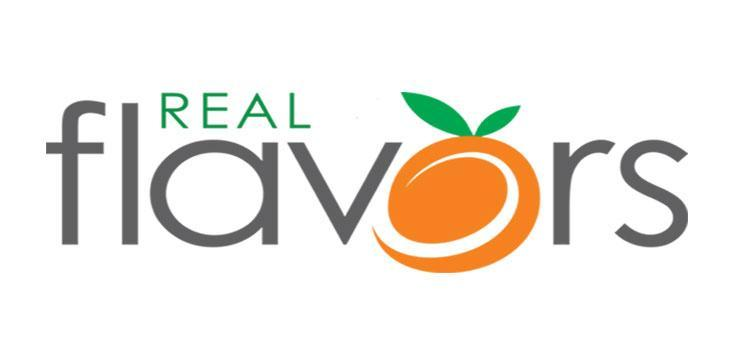 Real Flavors Flavour Concentrates logo