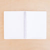Cultivate - Moss Simple Notebook