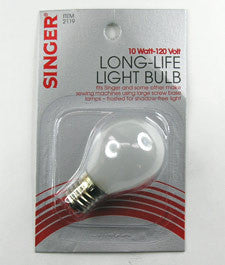 10W Sewing Bulb (Box of 12)