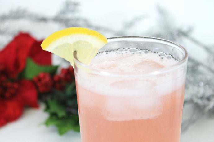 Sparkling Greyhound - The perfect happy hour cocktail
