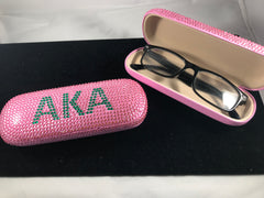 AKA Bling Eyeglass Case