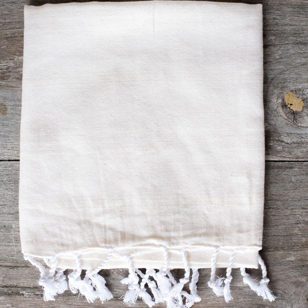 Baby Turkish Towel - Cream