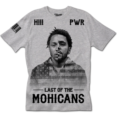 Last Mohicans Tee