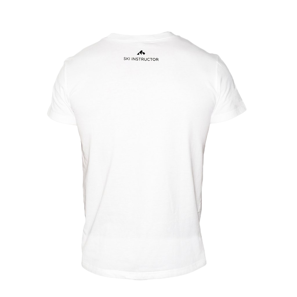 Snowminds Original Tee White