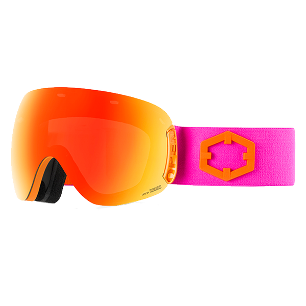 Out Of Open Violet MCI Ski Goggle