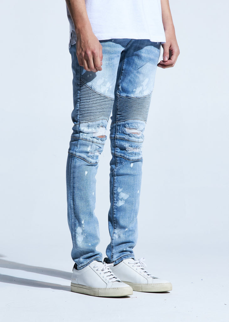 Reggie Biker Denim