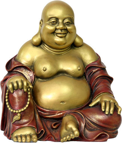 Museumize:Happy Buddha Ho Tai Seated Statue, 7