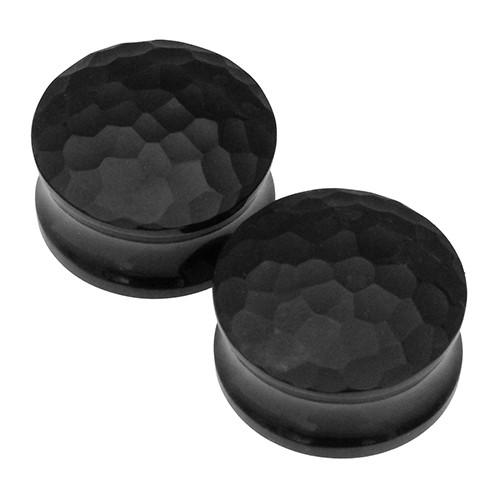 Plugs - Black Martelle Plugs By Gorilla Glass