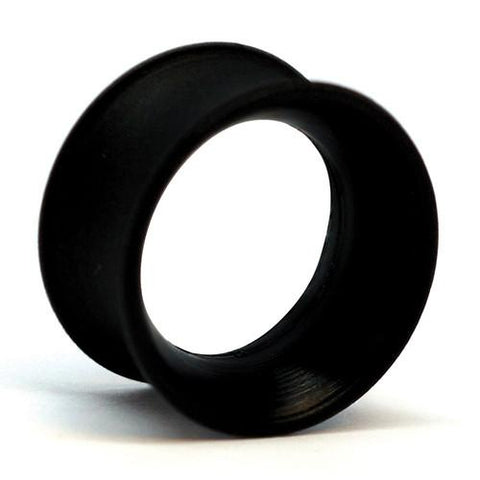 Plugs - Black Skin Eyelets By Kaos Softwear