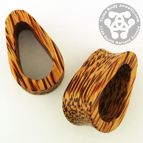 Coconut Palm Teardrop Tunnels by Siam Organics