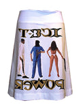 Ice-T Power Old School Hip Hop Skirt - IDILVICE Clothing - 3