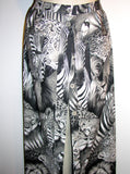 Safari Exotic Animals Printed Maxi Skirt - IDILVICE Clothing - 6
