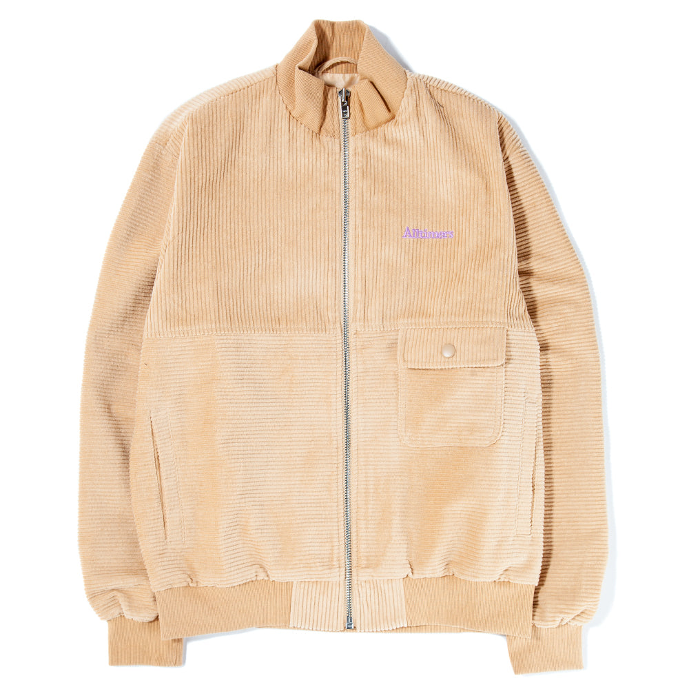 19SP01AP0602TAN Alltimers Jeremih Cord Jacket / Tan