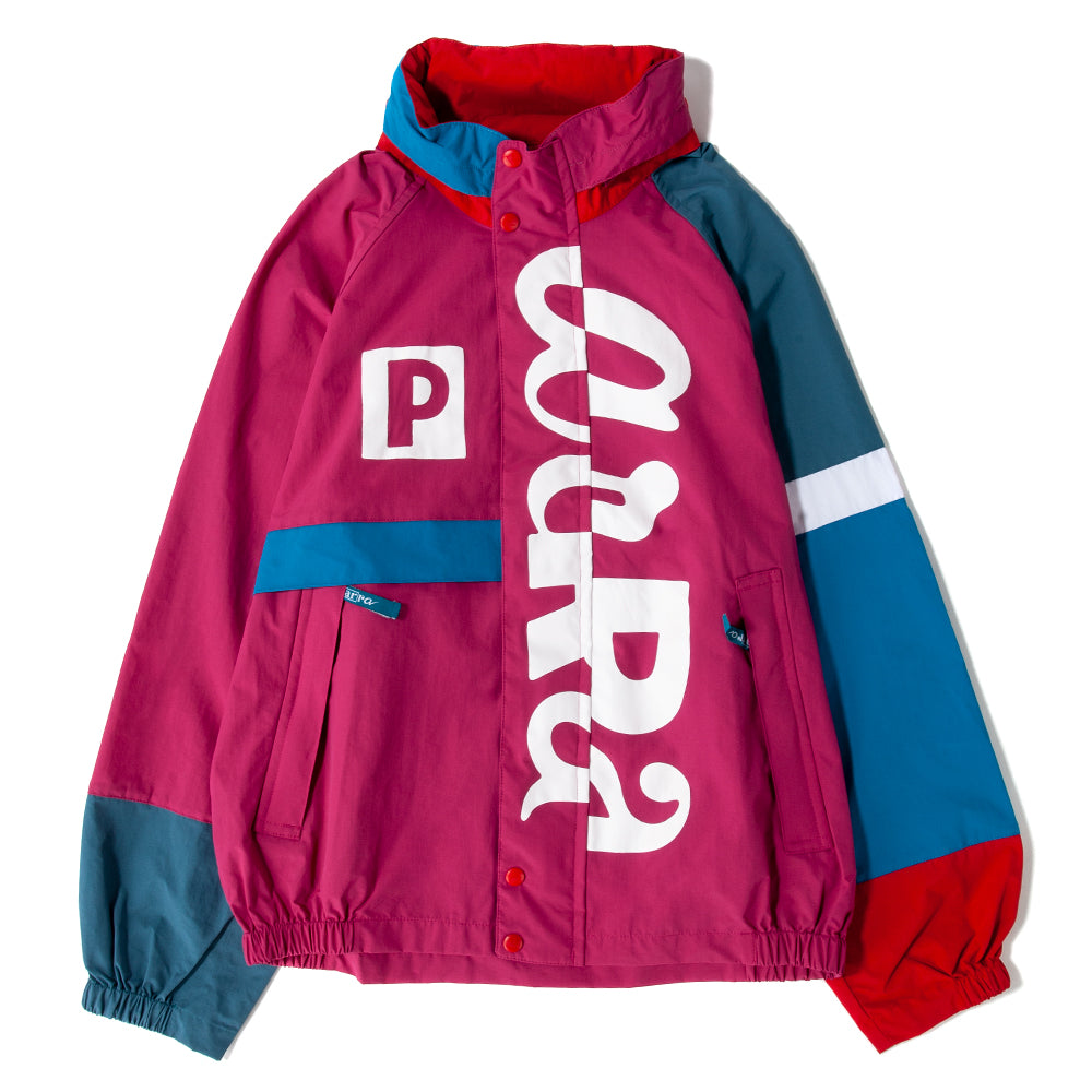 42160S19 by Parra Red Piste Jacket / Multi