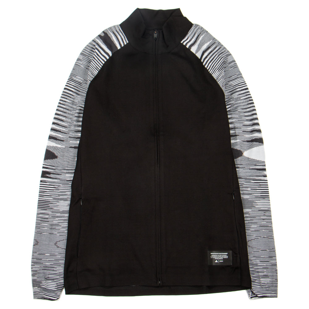 DS9325 adidas x Missoni PHX Jacket Black / Dark Grey