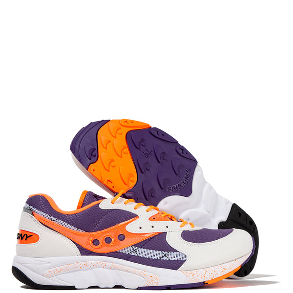 S70460-1 Saucony Aya White / Purple