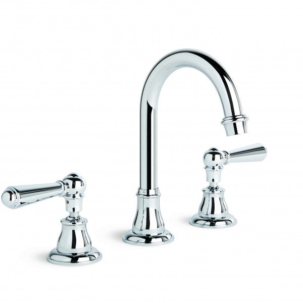 Neu England Basin Set with Swivel Spout (Lever) (Chrome)