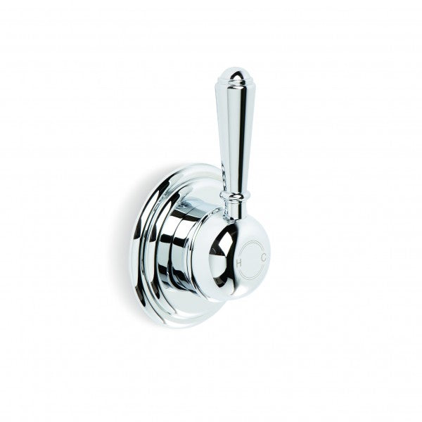 Neu England Shower Bath Mixer Single Lever (Chrome)