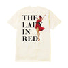 THE LADY IN RED T-SHIRT T-Shirt MENACE Los Angeles Streetwear Clothing