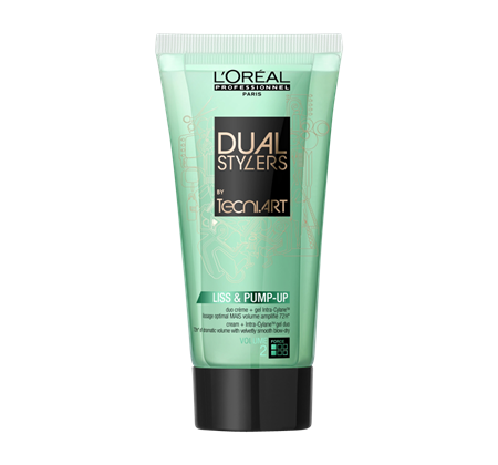 LOREAL TNA DUAL STYLERS LISS & PUSH UP 170ML