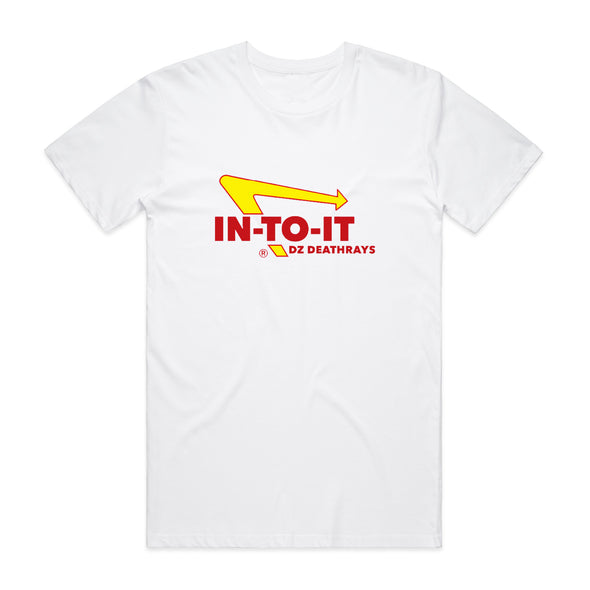 IN-TO-IT TEE (White)