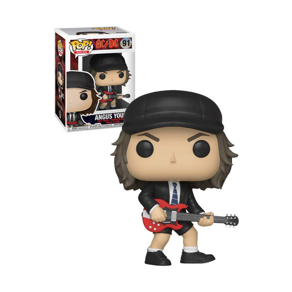 AC/DC - Angus Young Pop! Vinyl Figure