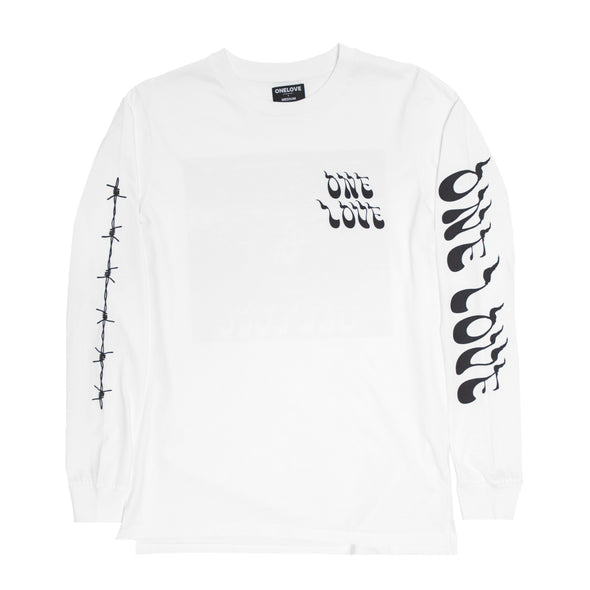 Fortune Long Sleeve (White)