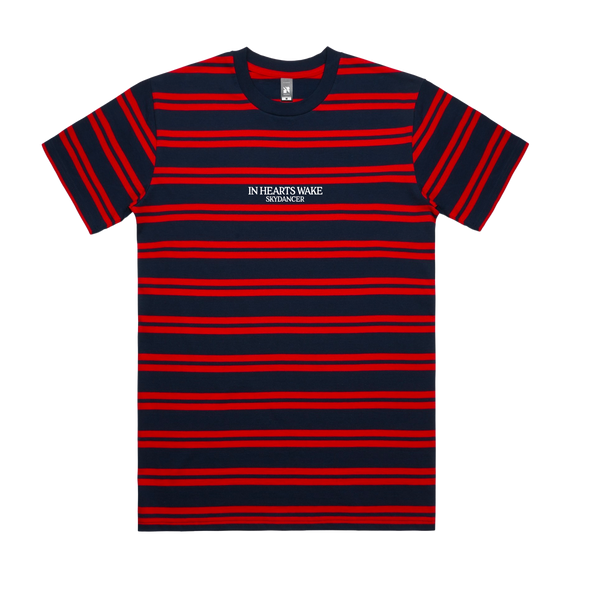 Skydancer Embroidered Anniversary Tee (Navy/Red)